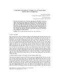 Cách tiếp cận lịch sử văn học của Vũ Ngọc Phan trong nhà văn hiện đại