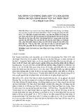 """Mẫu hình """"căn phòng khóa kín"""" của Edgar Poe trong truyện trinh thám """"Vết tay trên trần"""" của Phạm Cao Củng"""