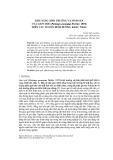 Khả năng sinh trưởng và sinh sản của giun quế (Perionyx excavatus Perrier. 1872) trên các nguồn dinh dưỡng khác nhau