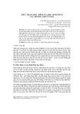 Thực trạng học thêm của học sinh lớp 10 các trường THPT TP Huế
