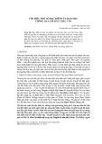 Tìm hiểu một số đặc điểm của Đạo Mẫu thông qua lời hát chầu văn