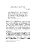 Vấn đề văn bản Ngự chế thi lục tập của hoàng đế Minh Mệnh tại Đà Lạt