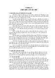 Bài giảng Chương IV Chất hữu cơ của đất