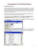 Giáo trình Lập trình Visual Basic căn bản: Chương 13