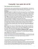 Giáo trình Lập trình Visual Basic căn bản: Chương 1