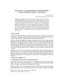 Nhận thức của học sinh lớp 12 Thành phố Huế về khuynh hướng nghề của bản thân