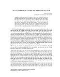 Dư luận tiếp nhận văn học hậu hiện đại ở Việt Nam
