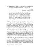 Đấu tranh chống chính sách tố cộng của chính quyền Ngô Đình Diệm ở Quảng Nam Đà Nẵng (1955-1957)