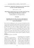 Xây dựng quy trình phân tích kim loại nặng trong rượu tại Việt Nam trên thiết bị ICP/MS