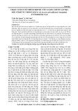 Chọn tuổi cơ sở thích hợp để ước lượng chỉ số lập địa đối với từng trồng Keo lai (Acacia auriculiformis*mangium) ở tỉnh Đồng Nai