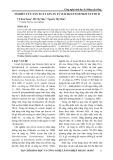 Nghiên cứu sản xuất Lavan từ Bacillus subtilis natto D