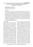Ảnh hưởng của hạt Nano - Silixa và sợi Polyme trong kết cấu bê tông