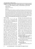 Nghiên cứu khả năng nhân giống bằng hạt và sinh trưởng của cây viết (Mimusops elengi L.) ở giai đoạn vườn ươm