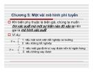 Bài giảng Kinh tế lượng: Chương 6 - Nguyễn Ngọc Lam (2017)