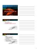 Bài giảng Nhập môn công nghệ phần mềm - Chương 3: Nguyễn Văn Danh