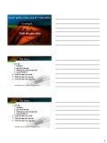 Bài giảng Nhập môn công nghệ phần mềm - Chương 5: Nguyễn Văn Danh