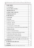 SKKN: Một số biện pháp giúp học sinh lớp 2 học tốt phân môn Vẽ trang trí trường TH Hoàng Văn Thụ