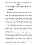 SKKN: Một số kinh nghiệm giúp học sinh lớp 2 viết tốt đoạn văn ngắn trong giờ học Tập làm văn