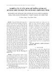 Nghiên cứu và xây dựng hệ thống đánh giá kĩ năng môn tin học ứng dụng dựa trên máy tính