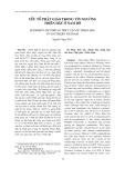 Yếu tố phật giáo trong tín ngưỡng Thiên Hậu ở Nam Bộ