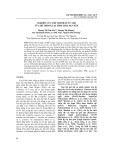 Nghiên cứu chỉ thị phân tử SSR từ chè trồng tại tỉnh Thái Nguyên