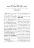 Biến đổi và tăng quyền trong tín ngưỡng quan công ở Nam Bộ