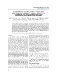 Giải mã trình tự gen RBCL, RPOB của sâm lai châu (Panax vietnamensis var. fuscidiscus k. komatsu, s. zhu & s. q. cai) và sâm ngọc linh (Panax vietnamensis ha & grushv.) làm cơ sở so sánh khoảng cách di truyền