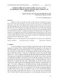 Đánh giá hiệu quả sử dụng thức ăn của cá nâu (Scatophagus argus) trong nuôi kết hợp với rong câu (Gracilaria sp.)