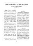 Vấn đề nguồn gốc của từ trong tiếng Khmer