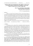 Đánh giá khả năng sinh trưởng, phát triển và năng suất của một số giống cà rốt (Daucus carota L. cultivars) trong vụ Đông - Xuân tại Thừa Thiên Huế