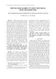 Phương pháp nghiên cứu phức hợp trong phân tích định tính