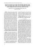 Tín dụng thương mại: phân tích trường hợp mua chịu thức ăn, thuốc thú y thủy sản của nông hộ nuôi tôm công nghiệp ở huyện Duyên Hải, tỉnh Trà Vinh