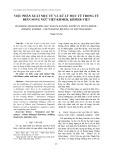 Việc phân xuất mục từ và xử lý mục từ trong từ điển song ngữ Việt - Khmer, Khmer - Việt