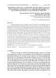Tình hình sử dụng đất và kiến thức bản địa trong sản xuất nông nghiệp của đồng bào Cơ Tu: trường hợp nghiên cứu tại xã Hồng Hạ, huyện A Lưới, tỉnh Thừa Thiên Huế