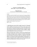 Về quản lý chương trình khoa học và công nghệ nhà nước
