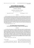 Liên kết hộ nông dân và doanh nghiệp trong sản xuất và tiêu thụ cà phê ở Tây Nguyên