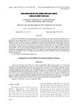 Tính kháng nguyên của chủng virus HUA-PRRS01 phân lập được ở Việt Nam