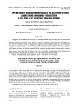 Ứng dụng mô hình hồi quy logistic phân tích mối tương quan giữa biến động sử dụng đất và các yếu tố tự nhiên – xã hội: Trường hợp nghiên cứu huyện Tiên Yên, tỉnh Quảng Ninh