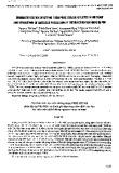 Đặc tính sinh học của chủng vius PRRS KTY - 06 phân lập tại Việt Nam và đánh giá đáp ứng miễn dịch của lợn khi tiêm hỗn hợp dịch kháng nguyên virus vô hoạt