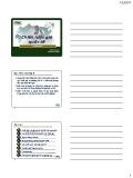 Bài giảng môn Marketing quốc tế: Bài 6 - TS. Đinh Tiến Minh