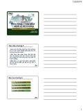 Bài giảng Marketing căn bản: Bài 5 - TS. Đinh Tiến Minh