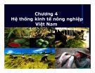 Bài giảng Kinh tế nông nghiệp: Chương 4 - ThS. Nguyễn Hà Hưng