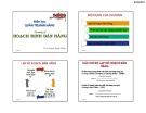 Bài giảng môn học Quản trị bán hàng: Chương 3 - ThS. Huỳnh Hạnh Phúc