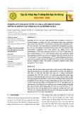 Nghiên cứu sản xuất nước cà chua lên men sử dụng chủng vi khuẩn Lactobacillus Acidophilus 01A