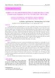 Nghiên cứu đặc điểm dinh dưỡng và sinh trưởng cá nhụ (Eleutheronema rhadinum) tại vùng ven biển Bắc Trung Bộ