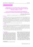 Ảnh hưởng của tỉ lệ pha loãng, chất bảo quản và nhiệt độ đến chất lượng tinh trùng cá mú cọp bảo quản trong tủ lạnh
