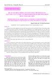 Quan sát hoạt động an toàn thực phẩm hải sản tại cảng cá và chợ cá ở Khánh Hòa bằng phương pháp phân tích ghi chép