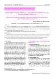 Phát triển nguồn nhân lực tại Công ty Cổ phần tư vấn Xây dựng Điện 4 (PECC4)