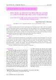 Phân tích các nhân tố tác động đến sự gắn kết của nhân viên đối với Tổng công ty Khánh Việt