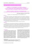 Nghiên cứu thành phần loài trùng bánh xe và thử nghiệm biện pháp trị bệnh trên cá rô phi vằn (Oreochromis Niloticus) giai đoạn giống nuôi tại Hà Nội